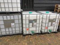 1000 liter vat IBC containers schone
