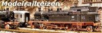 Aangeboden: Modelrailreizen verkoopt Märklin, Fleischmann, Roco H0/N enz. n.v.t.