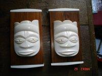 Kongolese kunst hout en ivoor