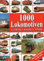 1000 lokomotiven geschichte klassiker technik