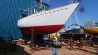 Aangeboden: Zeiljacht Caarter 30, zeewardig € 19.500,-