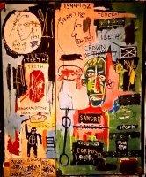 J.M Basquiat \