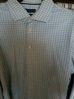 Aangeboden: Tommy hillfger overhemd 43 (XL) € 18,-