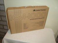 OMNITRONIC IEM-1000 IN-EAR MONITORING SET