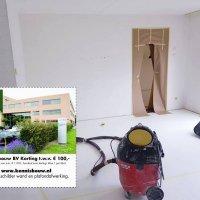 Spackspuiten vanaf € 4.50 m² vraag