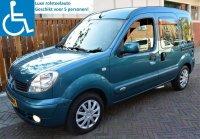 Aangeboden: Renault Kangoo LUXE ROLSTOELAUTO 5-PERSOONS AIRCO € 10.950,-