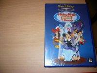 Nieuwe DVD Mickey en nieuwe wandklok