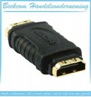 Aangeboden: Koppeling HDMI vrouwelijk - HDMI vrouwelijk € 6,99