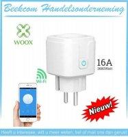 Aangeboden: Woox R5024 Smart Plug/ Slimme Stekker Schuko, 16a, Tuya € 19,95