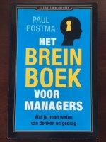 Het breinboek voor managers - Paul