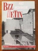 Bzzlletin 241/242 - Post Modernisme