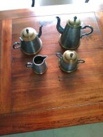 Koffie thee set