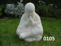 Aangeboden: Boeddha shaolin biddend groot ( 0105 ) decoratie beelden € 42,50
