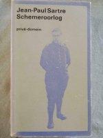 Privé-domein Nr. 107 Schemeroorlog Jean-Paul Sartre