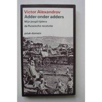 2 boeken Adder onder Adders Victor