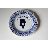 Delfts Blauw Bord Wandbord De Tweede