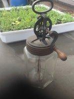 Aangeboden: Slagroom mixer € 100,-