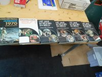 Zes Winkler Prins jaarboeken