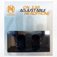 Nusound on Ear professional Earphone NUHD-008BK
