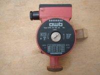 Aangeboden: AWB - Grundfos cv pomp UPS 25 - 50 180 t.e.a.b.