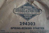 Originele BRIGGS & STRATTON start-veer 294303