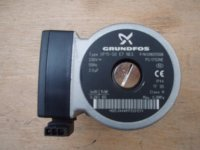 Grundfos cv pomp UP 15 -