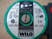 Wilo cv pomp Star RS25/6