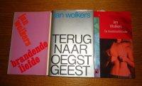 Te koop drie (nieuw) romans van