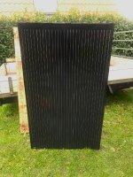 Gebruikte zonnepanelen 230W poly