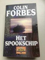 Colin Forbes, het spookschip
