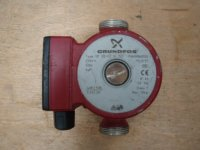 Grundfos cv pomp UP 20 -