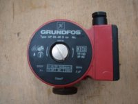 Grundfos cv pomp UP 25 -