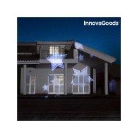 InnovaGoods Decoratieve Kerst Ledprojector voor Buiten