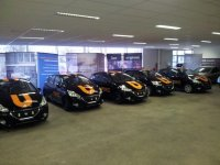 Aangeboden: Autoreclame ABC Personenauto - Medium € 250,-