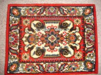 Mooi nieuw tapijtje  40/50 cm
