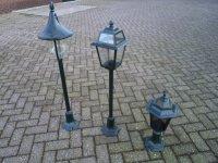 Te Koop Tuinverlichting staand model
