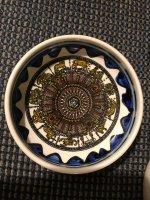 3 aardewerk bakjes bedoeïenen Oosten Israël