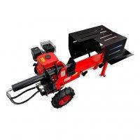 Houtklover, kloofmachine, houtliever, kliefmachine 12TO benzine