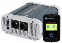Aangeboden: A-kwaliteit omvormer 12/24V - 230V n.v.t.