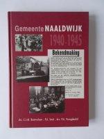 Aangeboden: Gemeente NAALDWIJK 1940 - 1945 € 14,50