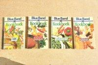 Aangeboden: TE KOOP: 4 st. blue band kookboeken n.o.t.k.