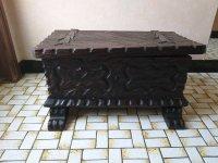 Oude antieke kist
