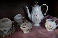 Vintage koffie servies BAVARIA MITTERTEICH