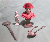 5 items betreffende Napoleon