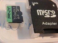 HUAWEI Micro sd 512GB