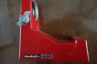 ,,INDOLA,, horizontale vintage boormachine standaard