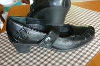 Schoenen dames zwart  maat 4