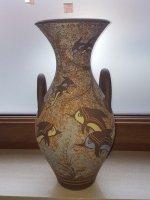 Kretenzische aardewerk vaas