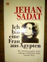 Aangeboden: Jehan Sadat - Ich bin eine Frau aus Ägypten € 1,-
