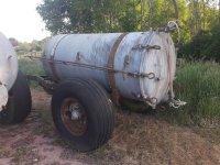 Aangeboden: Watertank 2500 liter € 350,-